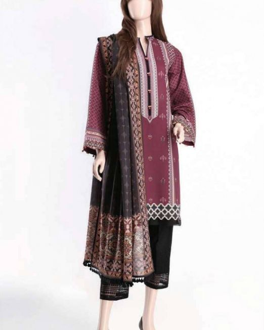 Saya-Unstitched-Kurti-Summer-Mingal-Vol-1-D-24